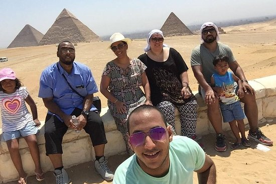 Day Trip to Great Pyramids, Sphinx...