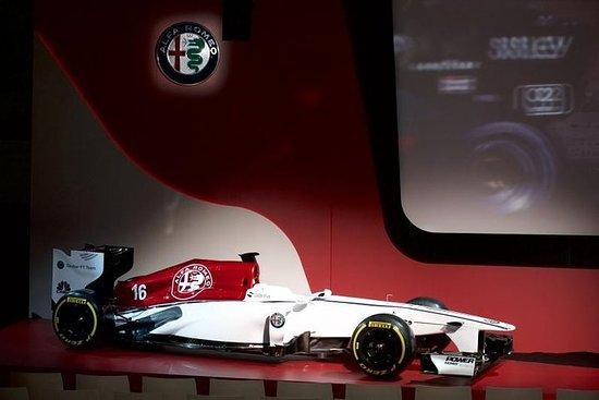 Alfa Romeo museum Milan privat guidet...