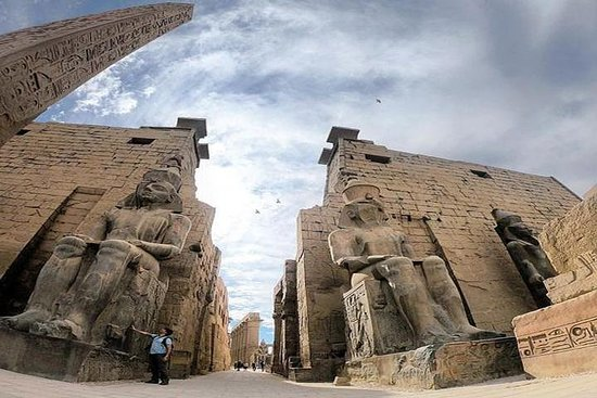 Foto 8 Days Egypt Package Pyramids, Nile Cruise by Train