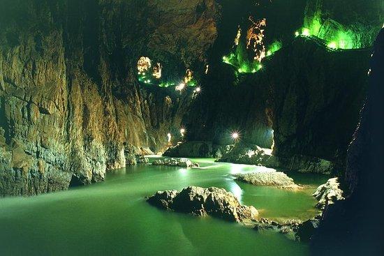 Fazenda Lipica e grutas de Skocjan de...