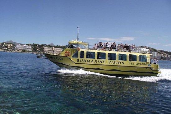 Malgrats Islands Båttur fra Paguera eller Santa Ponsa