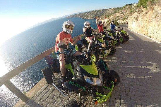 Quad Tour nel sud di Maiorca