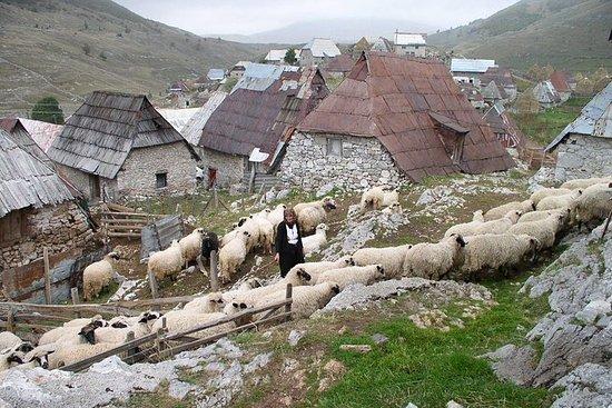 Lukomir Highland Villageのツアーとサラエボからのハイ…