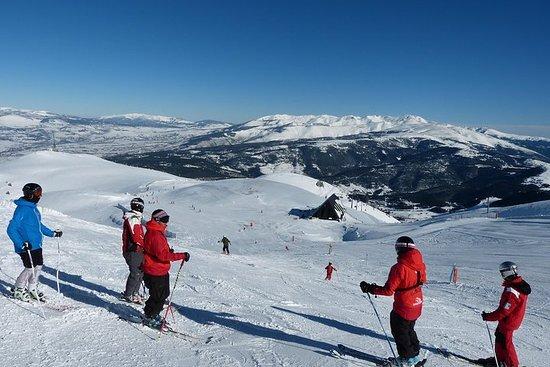 バルセロナから行くピレネー山脈スキー日帰りツアー