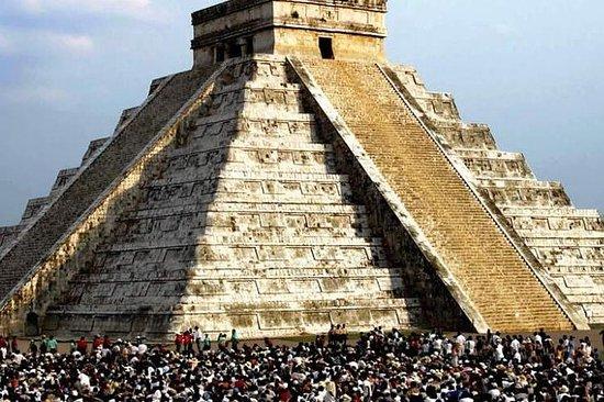 maravilha do méxico CHICHEN ITZA TOUR!