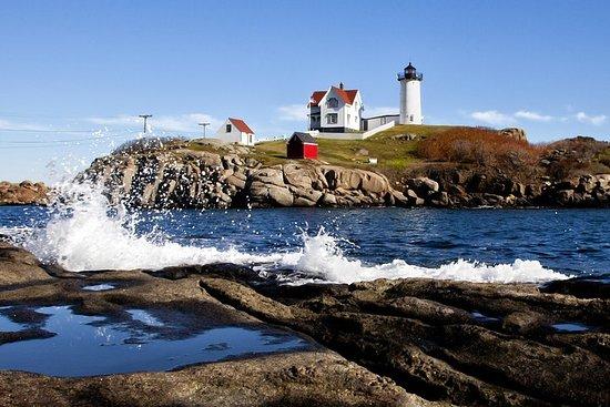 Excursion privée à la journée au départ de Boston vers la côte du...
