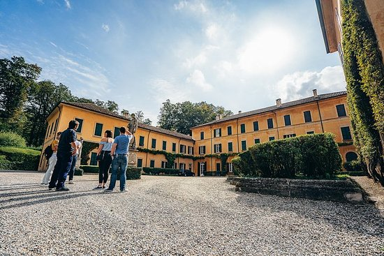 Foto Sparkling Wine-tasting and Countryside Tour from Milan