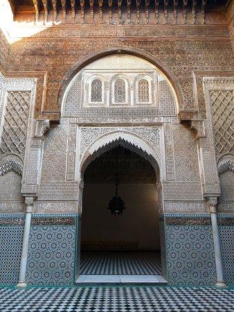 Fez vandretur: Madrasa de Fez