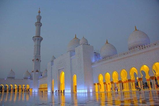 Ferrari World - Grand Mosque - Abu...