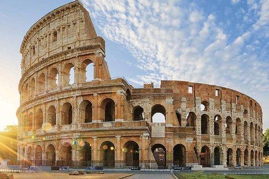 列車でミラノからローマ日帰り旅行