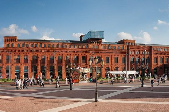 Lodz Small Group Tour from Warsaw with...