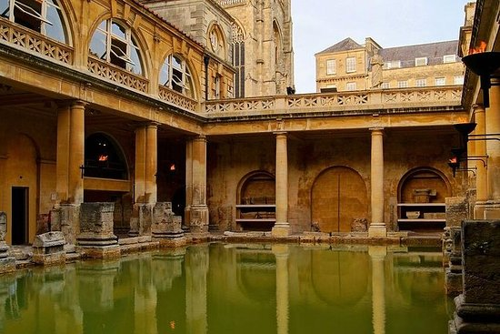 Stonehenge og Bath dagstur fra London