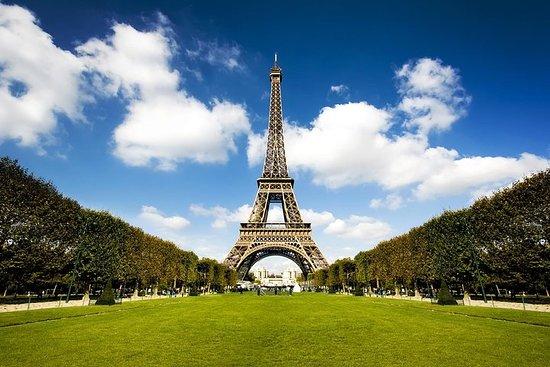 Full dag-selvstyrt Paris tur fra London...
