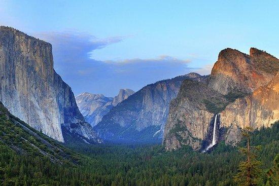 优胜美地国家公园 - 单程之旅