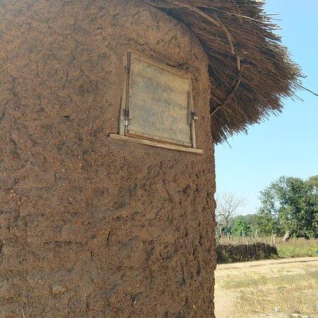 Korhogo, Costa de Marfil: Grenier senofo