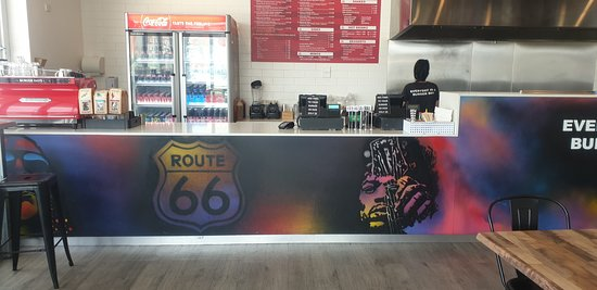 Route 66. I went there in 2011