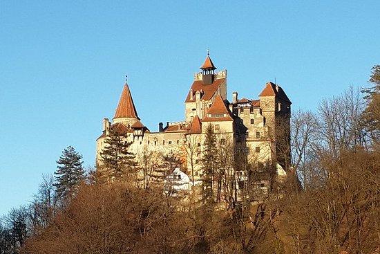 私人旅游:布兰城堡,拉斯诺夫要塞,哈曼和Prejmer强化教堂
