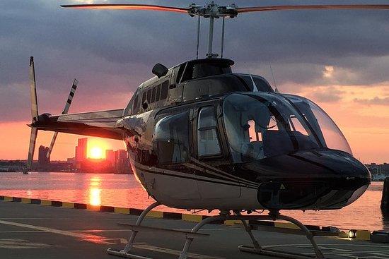 Forfait Platine - Tour en hélicoptère...