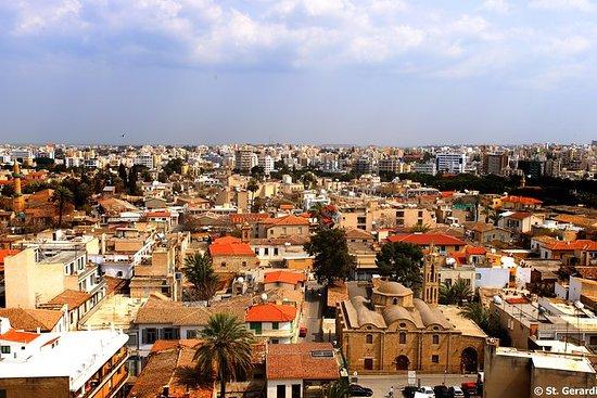 City Tour em Nicósia saindo de Larnaca
