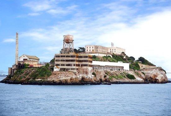 Heldagstur til Alcatraz samt Muir Woods...