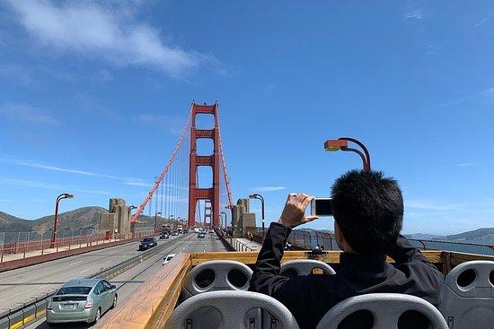 Foto de Destacados de la ciudad de San Francisco y Sausalito + Escape From the Rock + Tour nocturno