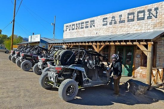 Las Vegas Off-Road RZR tour with Lunch at the Historic Pioneer Saloon Photo