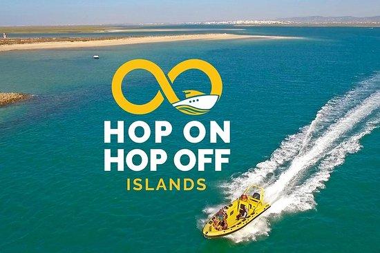 Hop on-hop off-eilanden
