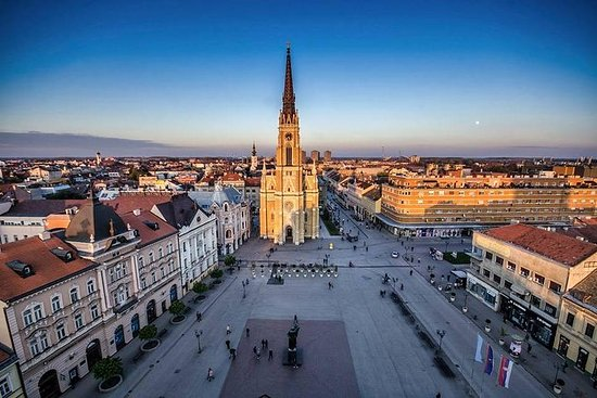 Novi Sad, Petrovaradin, Sr. Karlovci...