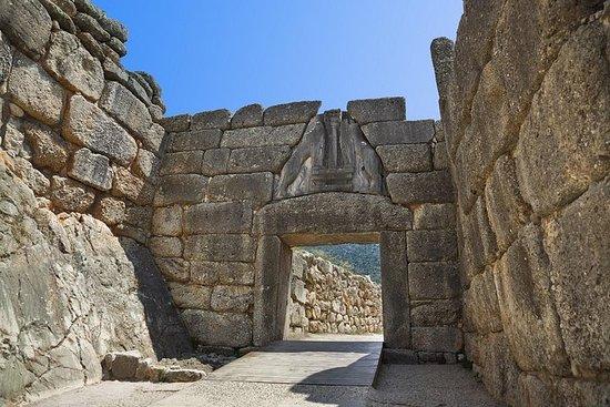 埃皮达鲁斯古剧场一日游和迈锡尼神话遗址