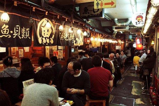 Ebisu Local Food Tour: Shibuyas mest populære nabolag