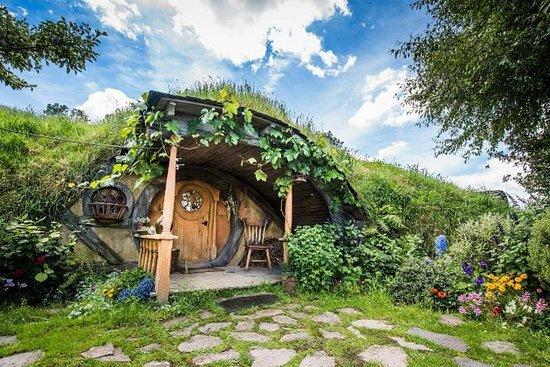 Hobbiton Movie Set Small Group Tour...