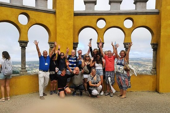 Recorrido guiado por Sintra, Cascais...
