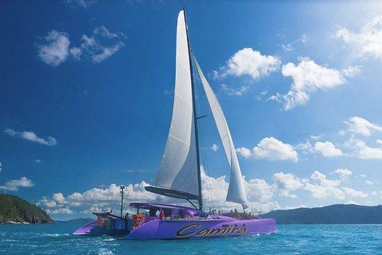 Sortie en voilier aux îles Whitsunday