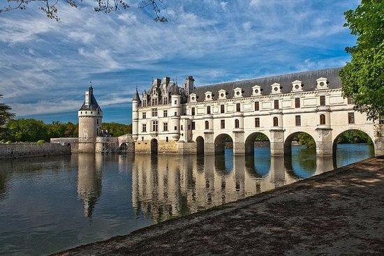 来自巴黎的小团体卢瓦尔河谷城堡一日游