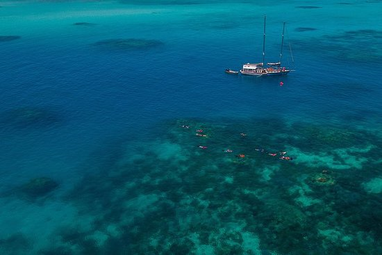 Crociera in barca a vela a Green Island da Cairns