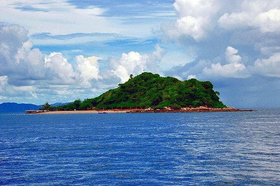 5-Hr. Tour to Coral Island with International Buffet by Speedboat...