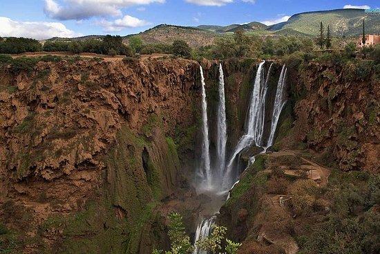 Ouzoud Wasserfälle Tagestour ab...