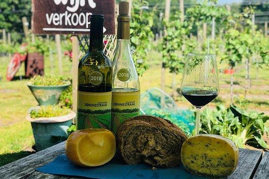 Dégustation de vins et fromages...