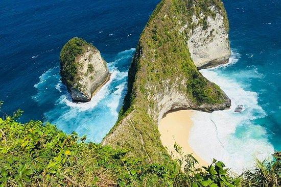 Excursion sur la plage de l'île de Nusa...