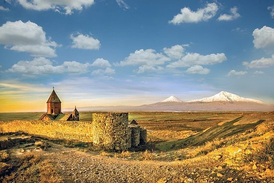 Private Half-Day Khor Virap Monastery Tour from Yerevan