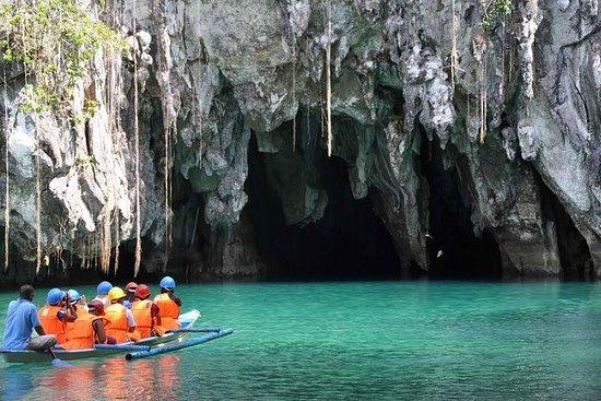Privater unterirdischer Fluss...