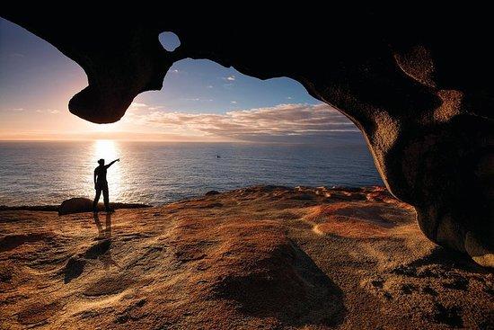 カンガルー島風景トレイルツアー