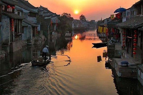 Privat Fengjing og Xitang Water Town...