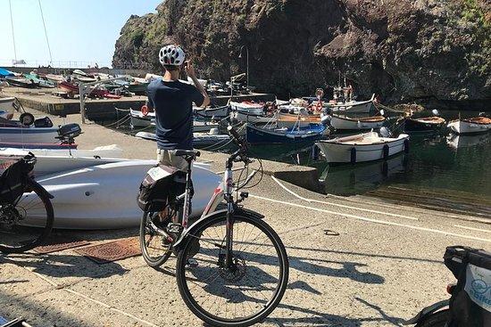 E-Biken nach Framura und Bonassola...