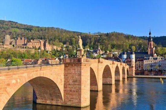 法蘭克福至海德堡和萊茵河谷一日旅遊