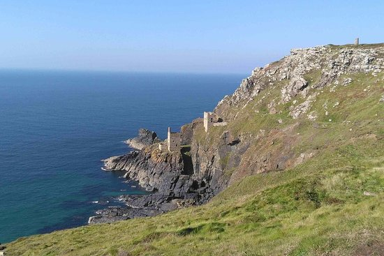 Spectacular West Cornwall Highlights Luxury Private Tour from Cornwall