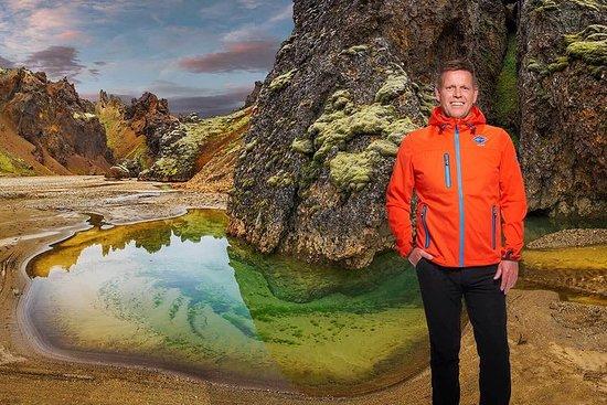 Landmannalaugar Hot Springs and Hike in...