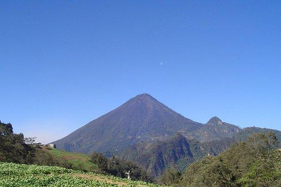 Santa María Volcano Hike, departure...