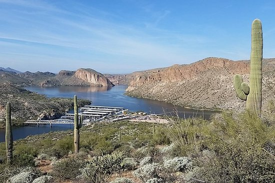 Semi-Custom Apache Trail Day Trip Including Dolly Steamboat and...
