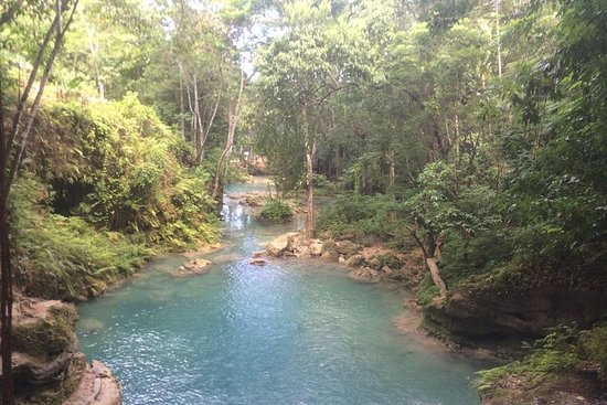 Day Trip to Blue Hole From Montego Bay
